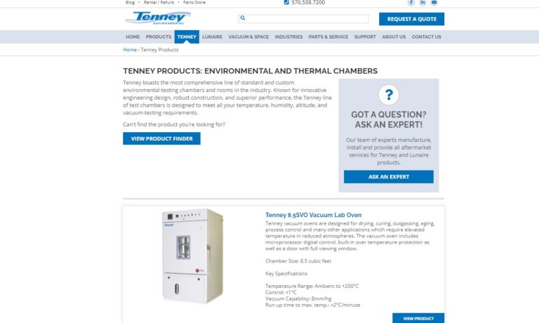 Thermal Product Solutions (TPS, LLC)
